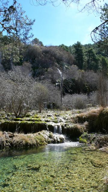 Nacimiento del Río Cuervo – Sendero de la Turbera