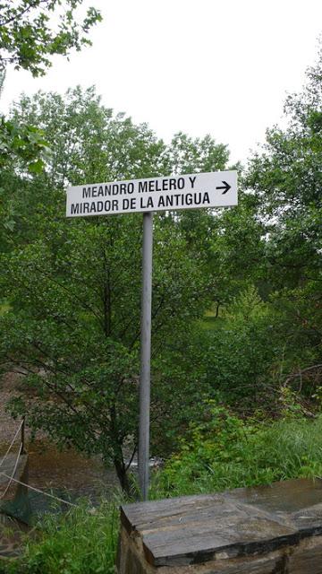 Riomalo de Abajo – Verea de los pescadores – Meandro del Melero