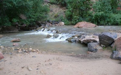 Zion National Park – Riverside Walk Trail