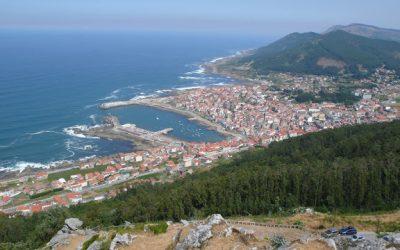 A Guarda – Camiños do Tegra – Monte Santa Tecla (344 m.) – Camposancos – Senda litoral