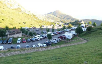 Lagos de Covadonga – Pico del Mosquital (1.284 m.) – Porra de Enol (1.279 m.)