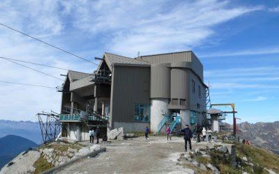 Plan de l'Aiguille – Lac Bleu – Grand Balcon Nord – Mer de Glace – Refugio Rochers des Mottets – Chamonix