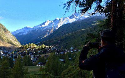 Zermatt – Gornerschlucht (Gorner Gorge)
