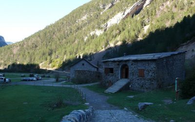 San Nicolás de Bujaruelo – Valle de Bujaruelo – Valle de Otal – Refugio de Otal