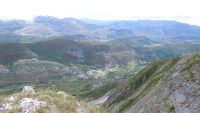 Lumajo – Lago de las Borras – Pico del Rebezo (1.916 m.) – Pico Muxivén Norte (2.023 m.) – Pico Muxivén (2.027 m.)