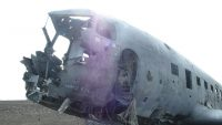 Sólheimasandur – Avión abandonado
