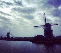 Kinderdijk – Molinos de Kinderdijk – Museummolen Nederwaard – Museummolen Blokweer