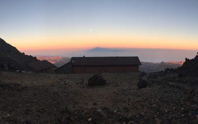 Parking Montaña Blanca – Huevos del Teide – Montaña Blanca (2.750 m.) – Refugio Altavista