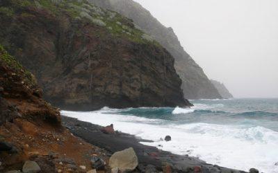 Afur – Barranco de Afur – Playa de Tamadite – Taganana – Casa Forestal