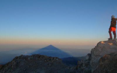 Parking Montaña Blanca – Refugio Altavista – Pico Teide (3.718 m.) – Pico Viejo (3.135 m.) – Parador Las Cañadas del Teide
