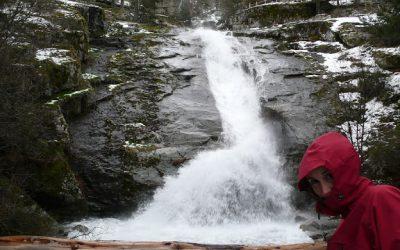 Área Recreativa El Chorro – Senda del Chorro clásica – Cascada El Chorro de Navafría