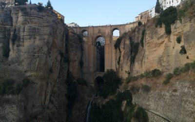Ronda – Tajo de Ronda – Cascada de Ronda – Puente Nuevo