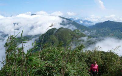 Trạm Tôn – Phan Xi Păng (Fansipan) (3.143 m)
