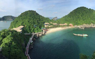 Hạ Long – Đảo Cát Dứa (Monkey Island) – Khu Nghỉ Dưỡng (Monkey Island Resort) – Đảo Khỉ Beach