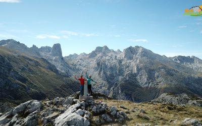 Collado Pandébano – Majada La Robre – Peña Maín (1.612 m) – Cabeza La Mesa (1.597 m)