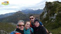 Collada Llomena – Pico Pierzu (1.552 m)