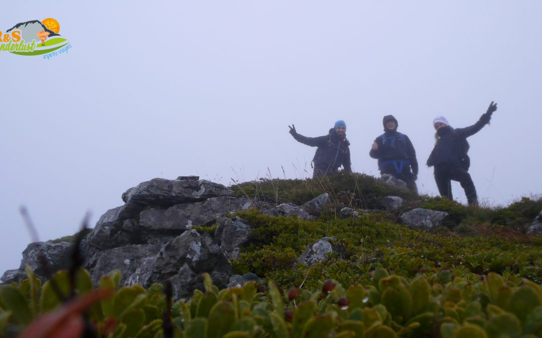 Puerto de Aralla – Pico de Vega Cercada (1.881 m) – Pico de Lamazo (1.831 m)