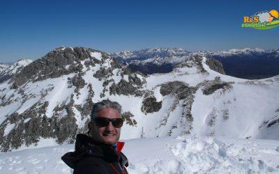 Maraña – Pico La Polinosa (2.159 m) (Canal Central)