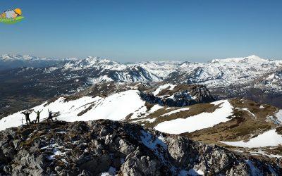 El Puerto – Peña Salgada (1.979 m) – Alto Putracón (1.909 m)