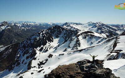 Puerto de Vegarada – Pico del Oso (2.021 m) – Pico Nogales (2.074 m) – Pico Jeje (2.064 m)