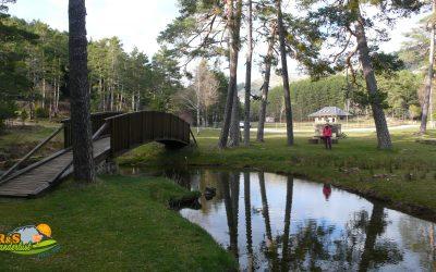 Nacimiento del Río Arlanza – Fuente Sanza