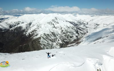 Fasgar – Sesteadero de Buey de Fraile (1.904 m) – Pico Arcos del Agua (2.063 m) – Peña Cefera (2.012 m) – Lagunas de los Llaos