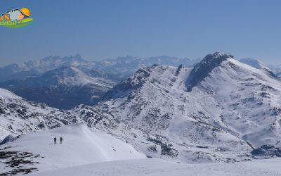 San Isidro – Pico Valmartín (1.932 m) – Pico Porru Blanco (1.867 m) – Pico El Arenal (1.885 m)