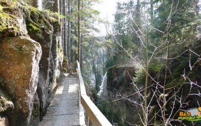 Menzenschwand – Menzenschwander Wasserfälle