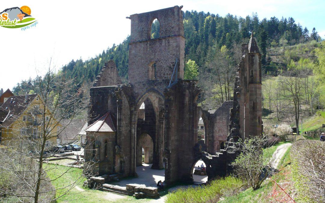 Allerheiligen Wasserfälle – Allerheiligen – Klosterruine