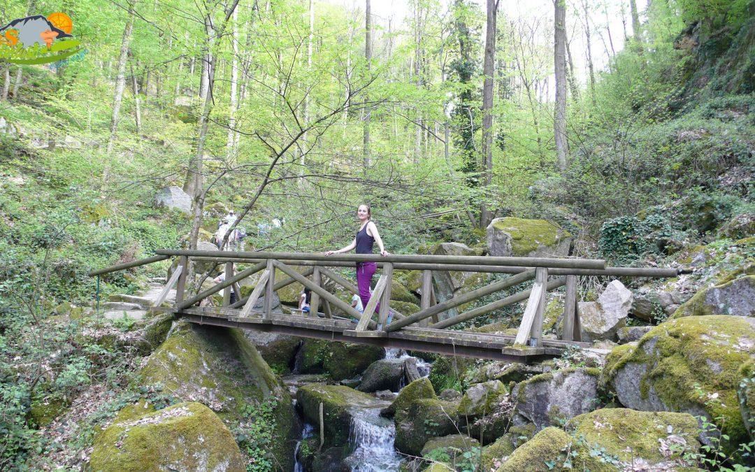 Sasbachwalden – Gaishöll Wasserfälle