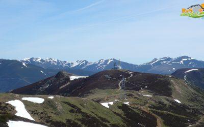 Brañillín – Cueto Negro (1.862 m) – Pico Coleo (1.837 m) – Pico Carbajosa (1.868 m)