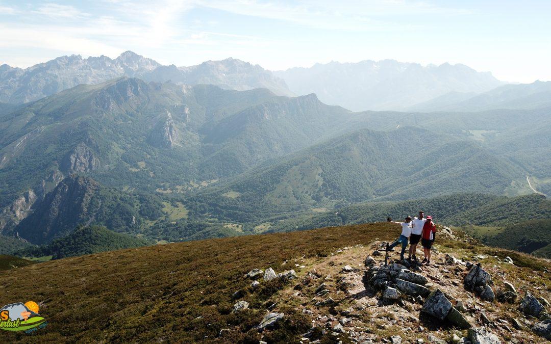 Puerto del Pontón – Alto de las Arregueras (1.728 m) – Pico Pozúa (1.911 m) – Fuente del Infierno