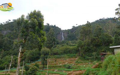 Nuwara Eliya – Lover's Leap Waterfall