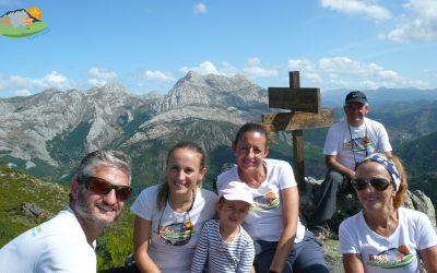 Corniero – Alto Montemoro (1.553 m) – Sabinar de Crémenes – La Cotica (1.393 m)