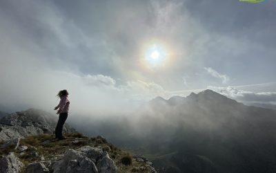 Ciguera – Pico de las Fuentes (1.777 m) – Pico Llerenes (1.895 m) – Los Colladrines (1.843 m) – Las Peñeras (1.877 m) – Pico Castaño (1.865 m)