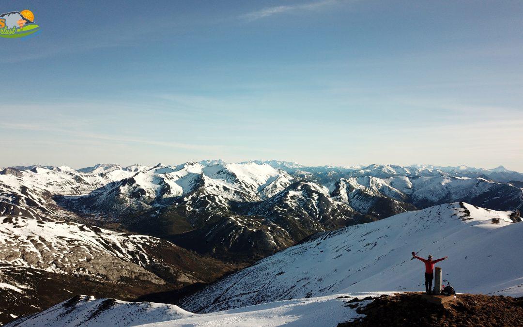 Canseco – Pico Morala (2.141 m) – Alto de las Ventaneras (1.988 m) – Poza de Canseco
