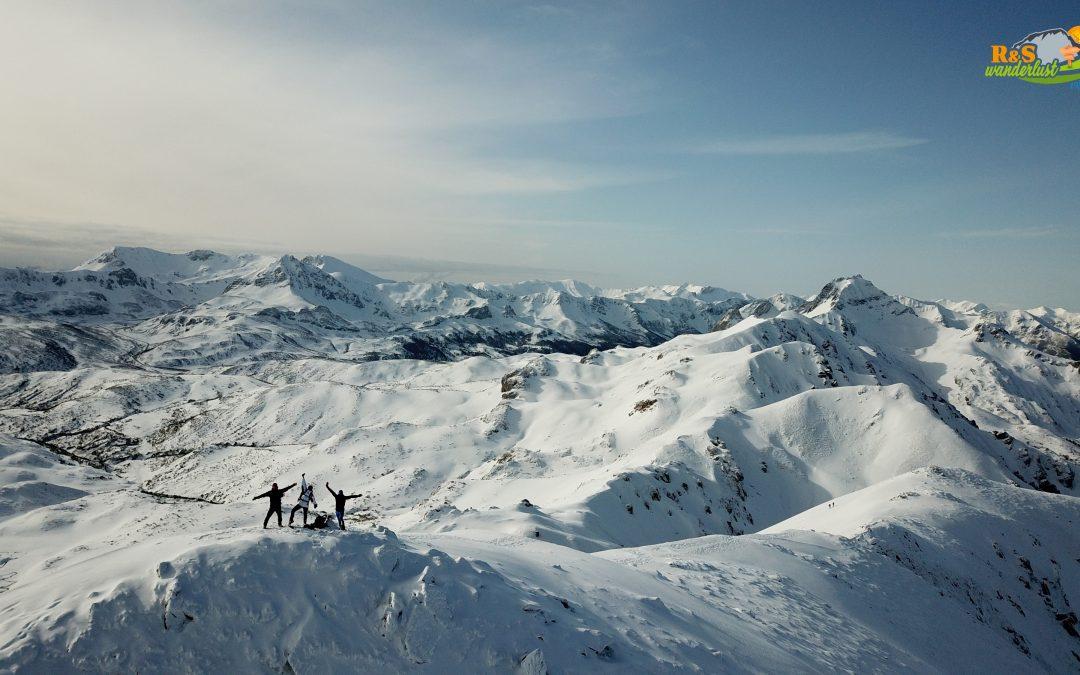 San Isidro – Camino de Wamba – Entrepicos (1.862 m) – Pico Cascayón (1.951 m) – Lago Ubales