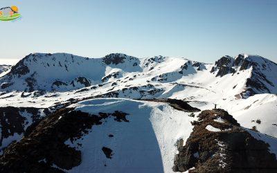 Puerto de San Isidro – Pico Toneo (2.091 m) – Pico La Loma (2.025 m)