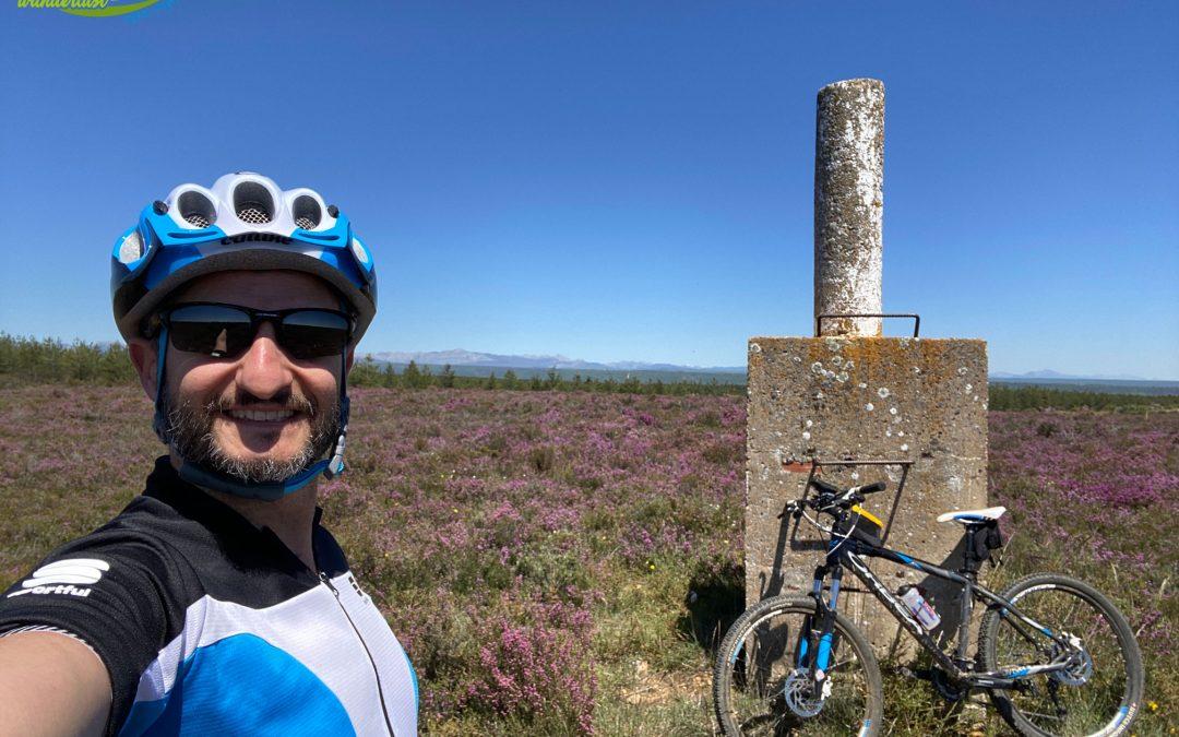 Sariegos – Ferral – Alto de la Camparona (1.066 m) – Lorenzana – Pobladura