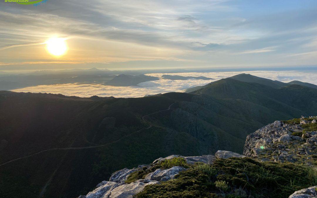 Piedrasecha – Desfiladero de los Calderones – Santas Martas – Pico Santiago (1.796 m)