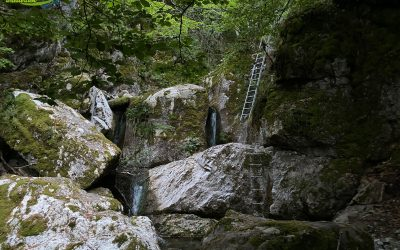 Geras de Gordón – Foz de Meleros – Pico La Silla (1.852 m) – Pico La Carba (1.818 m) – Hayedo de la Boyariza – Foz de Palanco
