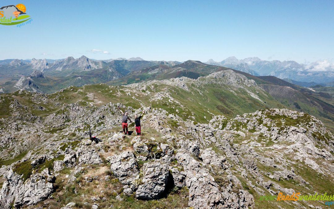 Busdongo – Peña La Calva (1.729 m) – Peña La Carbona (1.761 m) – Peña Laza (1.795 m)
