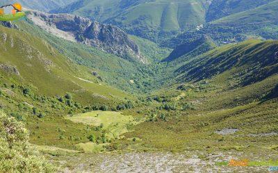 Peñalba de Santiago – Cabeza de la Yegua (2.142 m) – Alto de las Berdiaínas (2.116 m) – Pico Tuerto (2.051 m) – Valle del Silencio – Cueva San Genadio
