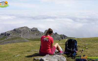 Embalse de Urtegia – Monte Gorbeia (1.482 m) – Aldamin (1.376 m)