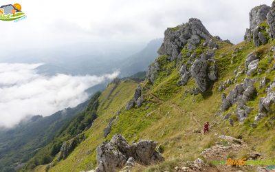 Aldaola – Aizkorri (1.523 m) – Aketegi (1.548 m) – Aitxuri (1.551 m) – Túnel de San Adrián
