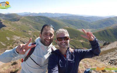 Colinas del Campo de Martín Moro Toledano – Laguna de la Rebeza – Pico de la Cernella (2.117 m) – Pico de la Rebeza (2.034 m) – Campo de Santiago