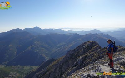 Pinollano – Pico Espigüete (2.451 m) – Cascada de Mazobre