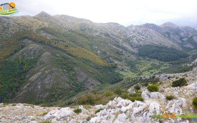 Ruesga – Pico Almonga (1.519 m) – Pico Las Cruces (1.566 m)