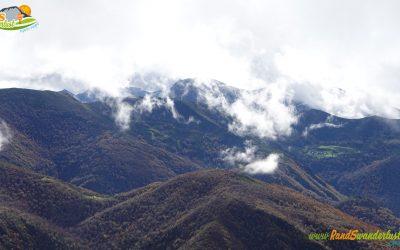Villager de Laciana – Braña del Chiburnial – Braña de Buenverde – Peña Carraceo (1.762 m) – El Miro de Tejedo (1.845 m) – Braña de Arriba