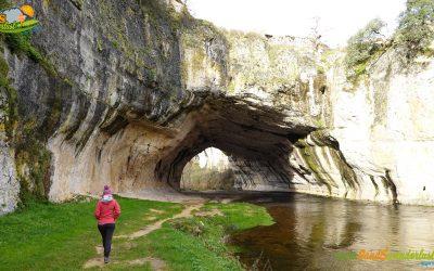Puentedey – Puente Natural de Puentedey – Mirador de San Andrés